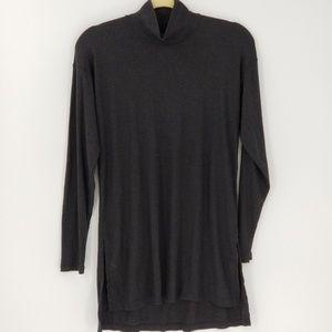 Anthro Vanessa Virginia Mockneck Tunic Sweater